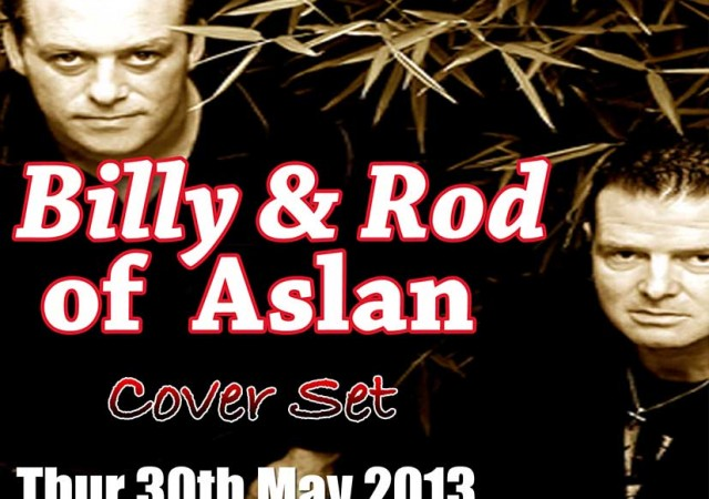 Wedding Music - Aslan Duo Billy and Rod