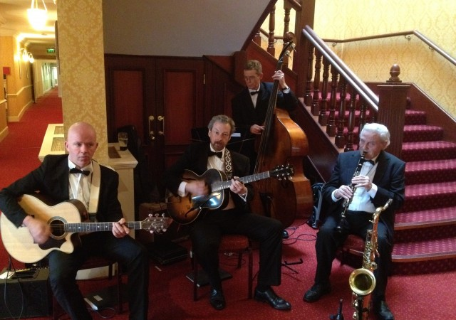 Wedding Bands - Jazz Quartet