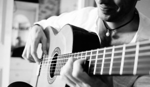 Spanish Flamenco Guitarist for Hire