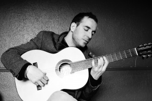Juan Jose Flamenco Guitarist with www.audionetworks.ie