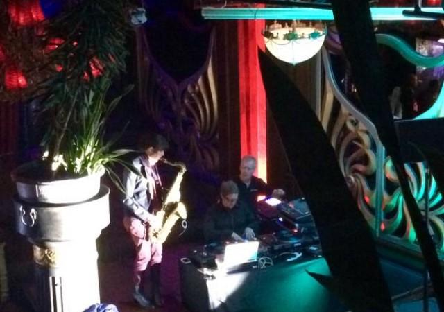 Sax + DJ Duo with www.audionetworks.ie