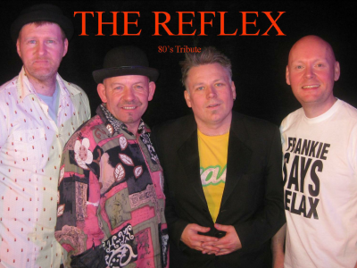80s Tribute Band The Reflex for Corporate and Wedding Entertainment