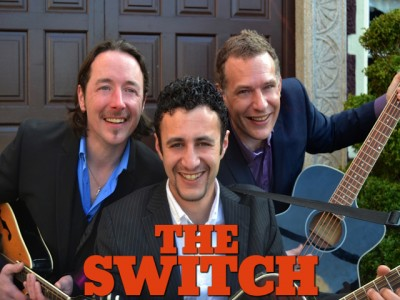 Audionetworks presents Cover Band The Switch