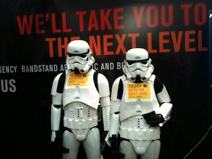 Star Troopers An Idea for Your Groom